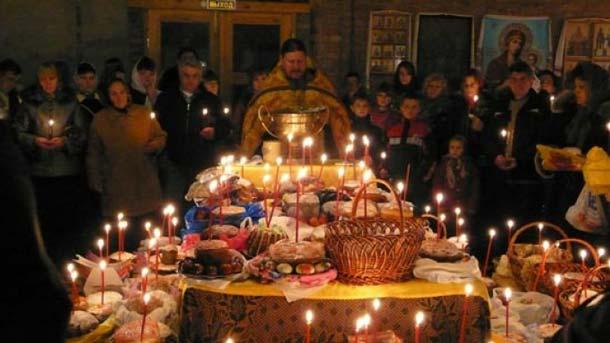 у православных в россии, украине
