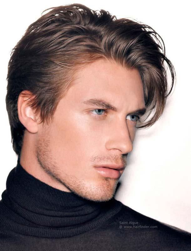 прически на длинные волосы для мужчин 2016