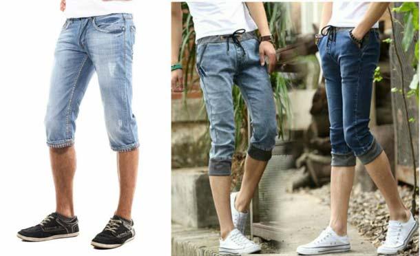 джинсовые