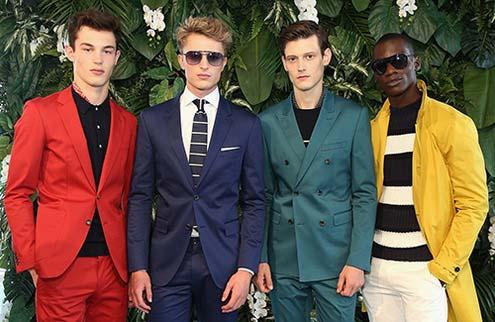 мужская мода весна лето 2019 года