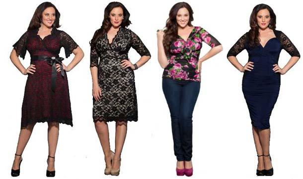 фото одежды для толстых