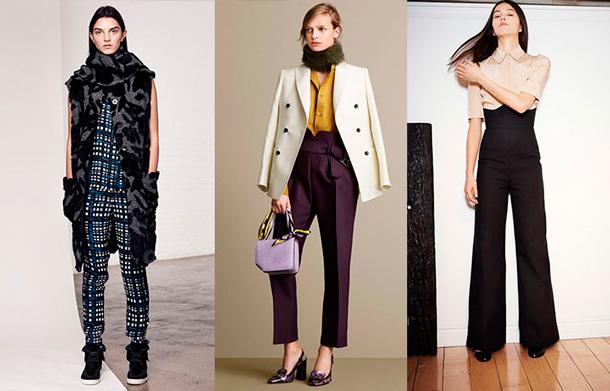 модные женские брюки 2017 года