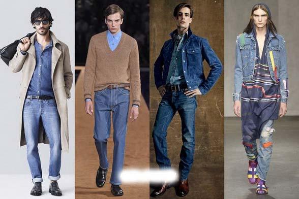 модные мужские джинсы 2017 года