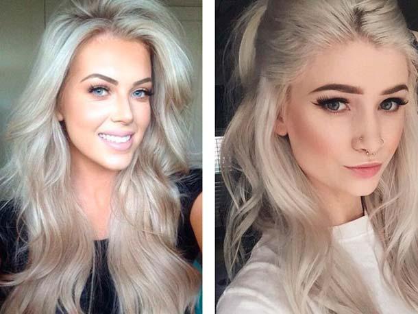цвет волос 2016 женские фото