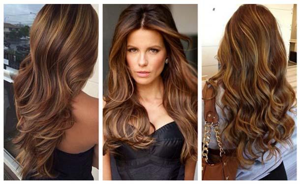 Модный оттенок волос