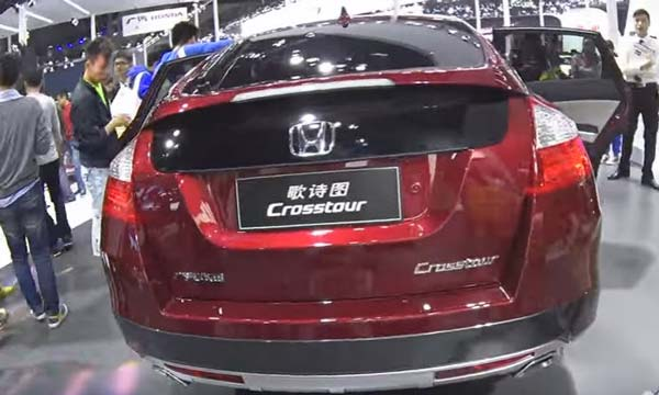 хонда кросстур 2020