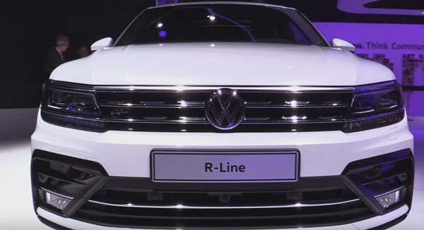 volkswagen r-line 2020