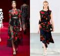 Модные платья 2017 – весна лето