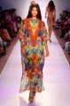 Новинки пляжных платьев туник 2017 года – фото принтов
