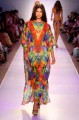 Новинки пляжных платьев туник 2021 года – фото принтов