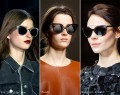 Женские солнцезащитные брендовые очки 2017 года