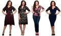 Мода для полных женщин 2017 года – весна лето осень