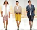 Новинки мужских модных джинсовых бридж 2021 года