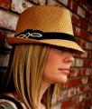 Модные пляжные женские шляпы 2017 года