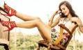 Новинки модных женских сандалий на платформе 2017 года
