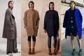 Модные цвета пальто в 2018 году